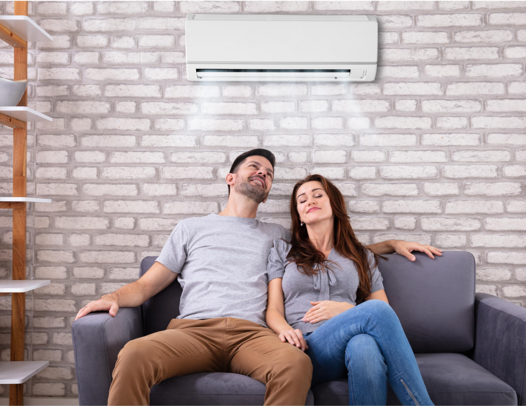 Marr Development Ductless Cooling