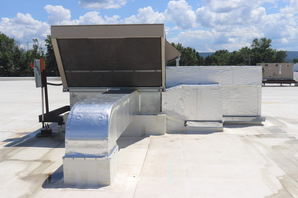 Marr Development Rooftop HVAC Systems