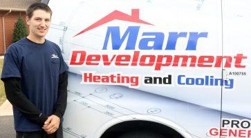 Deric Rood - HVAC/R Service Technician
