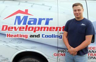 Mitchell Meighan - HVAC Technician